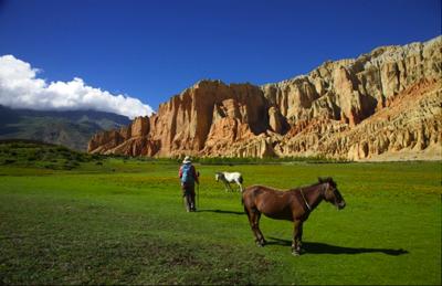 Trekking au Népal – Mustang, dernier royaume interdit Voyage dans l'esprit de l'Art de marcher