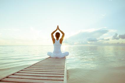 Postures de Yoga pour L'hypothyroïdie