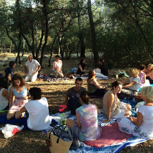 Retour rencontre inter-thérapeutes et professionnels du bien-être de Montpellier