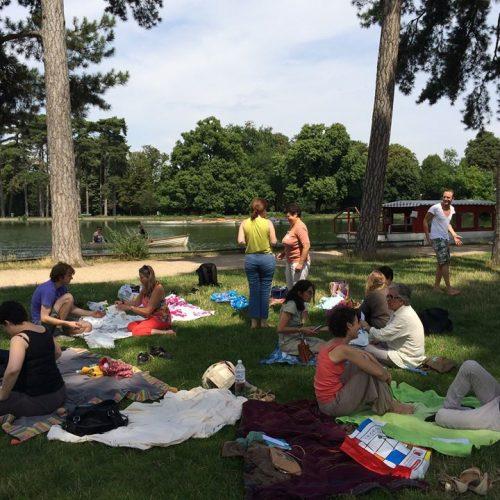 Retour rencontre inter-professionnels bien-être Paris