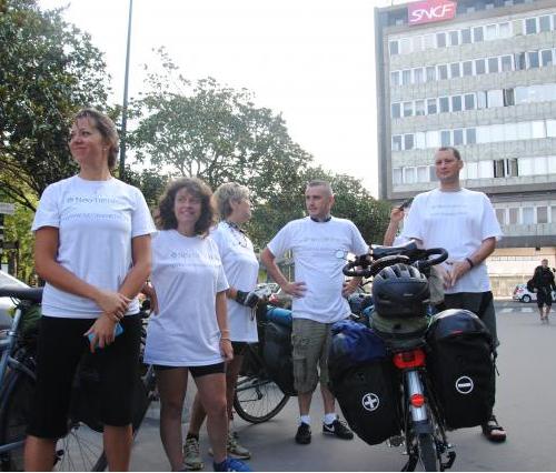 900 kilomètres à vélo pour définir le bonheur