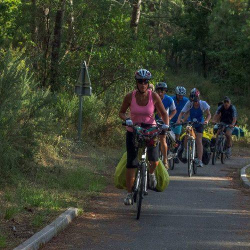 C'est quoi le bonheur pour vous, à vélo sur la Vélodyssée