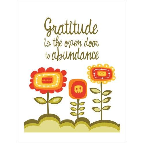 Evoluer vers l'Equilibre avec et par Gratitude
