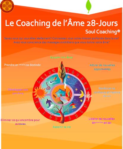 Coaching de l'Âme 28-jours avec Moëra SAULE
