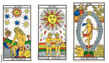 Initiation au Tarot 1