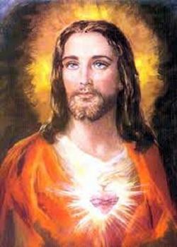 Canalisation en énergie: Le coeur sacré de Jésus