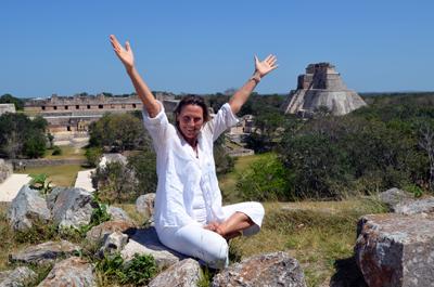 L'aventure de la conscience sur le chemin des mayas