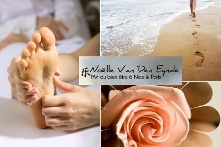 L'art du bien-être à Nice, Paris et La Rochelle-Noëlle Van Den Eynde