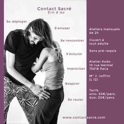 Contact sacré