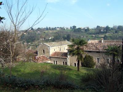 Gîte et lieu de stage-L'ancien carmel de Moissac-Midi-Pyrénées