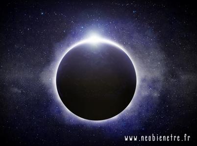 Nouvelle lune le 22 décembre