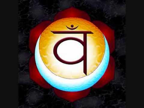 Svadhistana le second Chakra / Méridien Vessie et reins