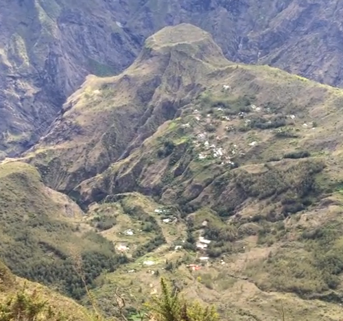 Méditation du monde à La Réunion