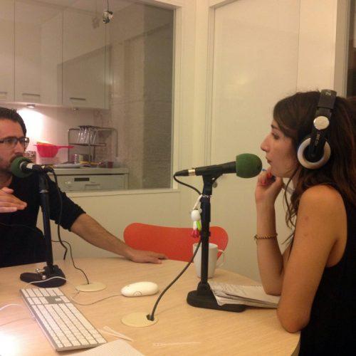 Julien PERON interviewé sur Radio Médecine Douce au sujet de l'ouverture de l'école de la vie