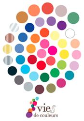 La couleur est un langage-Interroger ses domaines de vie, c'est possible