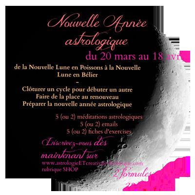 Nouvelle Année Astrologique