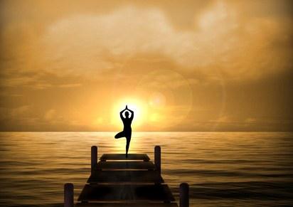Le pouvoir de l'eau, boire ou non durant un cours de yoga