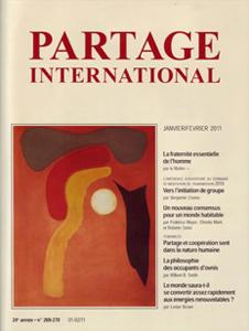 Le magazine partage international au salon Parapsy