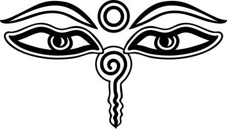 Que faire avec nos yeux durant la méditation?