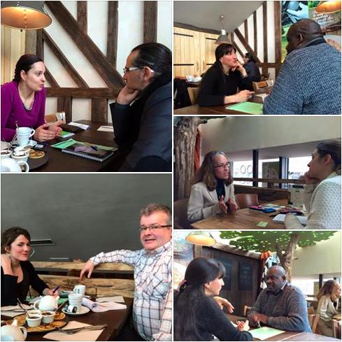 Thérapeutes à Rennes, rencontre inter-professionnels du bien-être