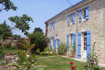 Gite et lieu de stage pour thérapeutes et professionnels du bien-être en Charente-Maritime