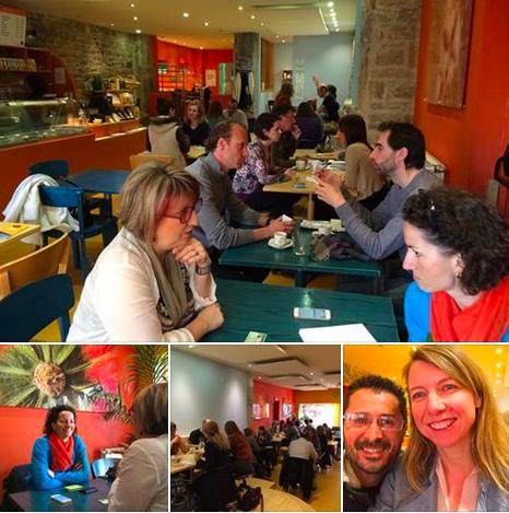 Rencontre inter-professionnels du bien-être à Lyon