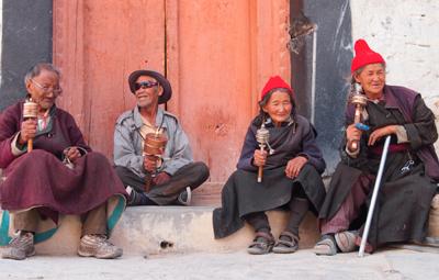 Yin Yoga et méditation au Ladakh avec Christine Balestegui – YogabyChristine