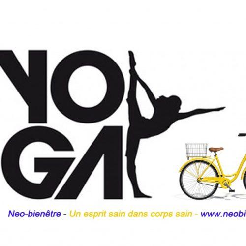 Yoga et cyclisme avec Neo-bienetre