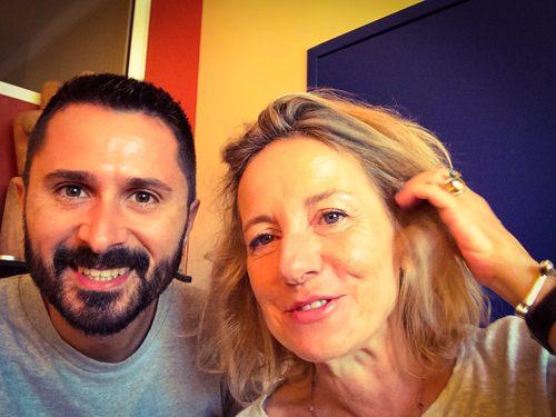 Julien Peron et Jeanne Siaud-Facchin autour du bonheur