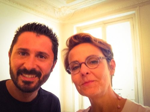 Julien Peron et Florence Servan-Schreiber autour du bonheur