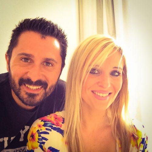 Julien Peron et Laura Marie autour du bonheur