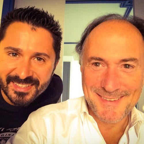 Thomas d'Ansemboug et Julien Peron autour du bonheur