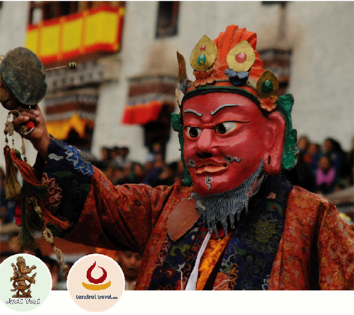 Yoga et Méditation au Ladakh, petit Tibet