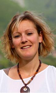 Mélanie Piau, thérapeute énergétique