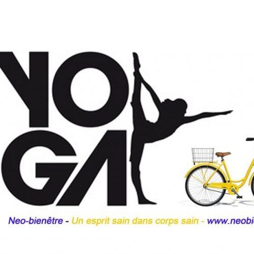 Yoga et vélo