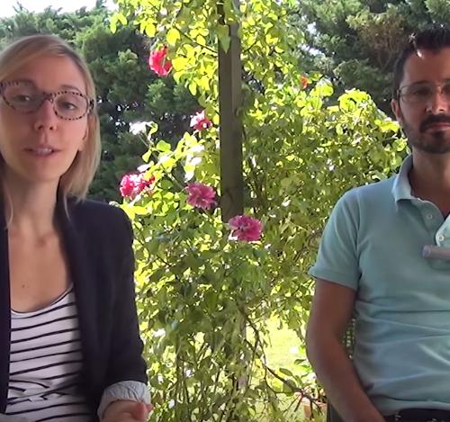 Julien Peron interviewé par Déborah Donnier de Prévention santé