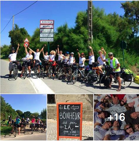 Yoga, vélo, méditation en Bretagne