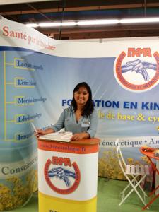 Stéphanie Nguyen, formation bien-être, AsiAiyana Formation à Paris