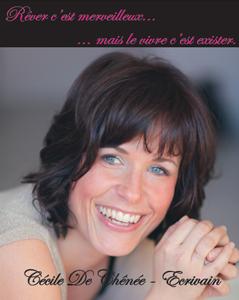 Cécile De Chênée, écrivain émotionnelle