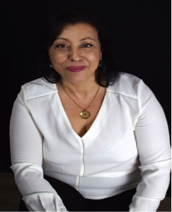 Fatiha Bouchaibi, kinésiologue à Fontaine, Isère