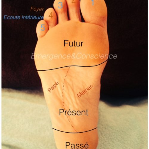 Le pied, miroir de notre inconscient