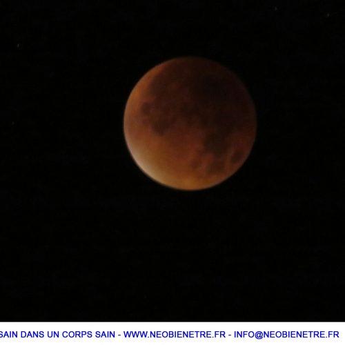 Lune rouge du 28 septembre