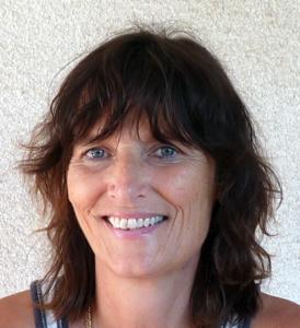 Pascale Yvon, kinésiologue à Marseille