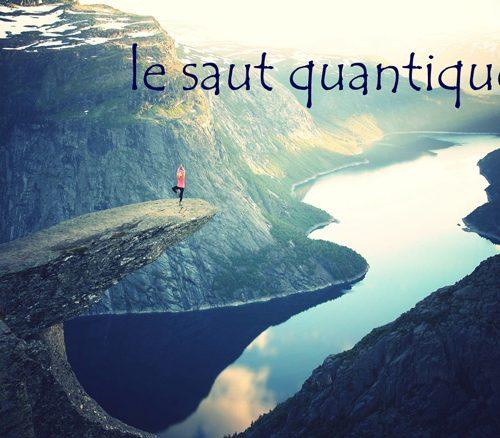Conscience et saut quantique