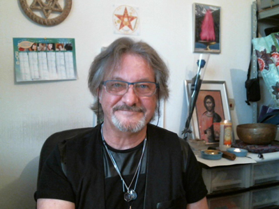 Roland Auer, guérisseur, formateur, enseignant en pratique énergétique à Haguenau, Alsace