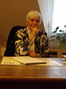 Jocelyne Pfeifer, kinésiologue à Valdoie, Franche-Comté