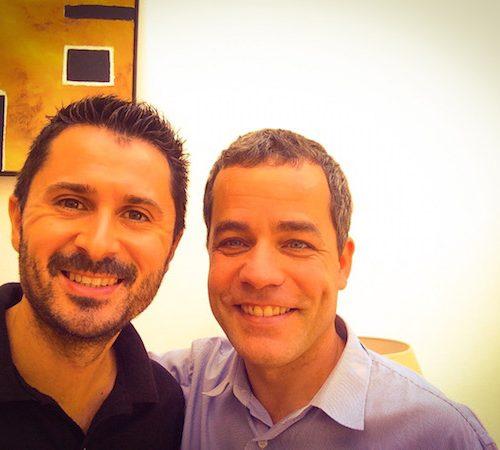 Julien Peron et Ilios Kotsou autour du bonheur