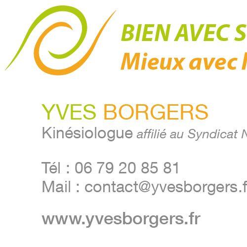 Yves Borgers, Kinésiologue, concepteur de la Connexion Quantique à Wintzenheim, Haut-Rhin