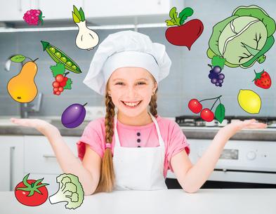 Atelier cuisine animé en anglais pour les enfants