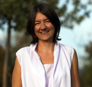Elsa Balligand, kinésiologue à Villefranche-sur-Saône